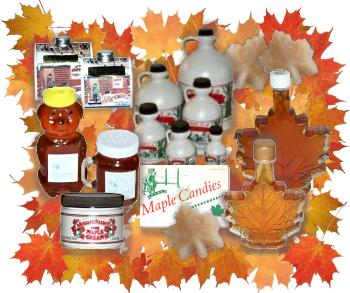 Maple Sugar Products